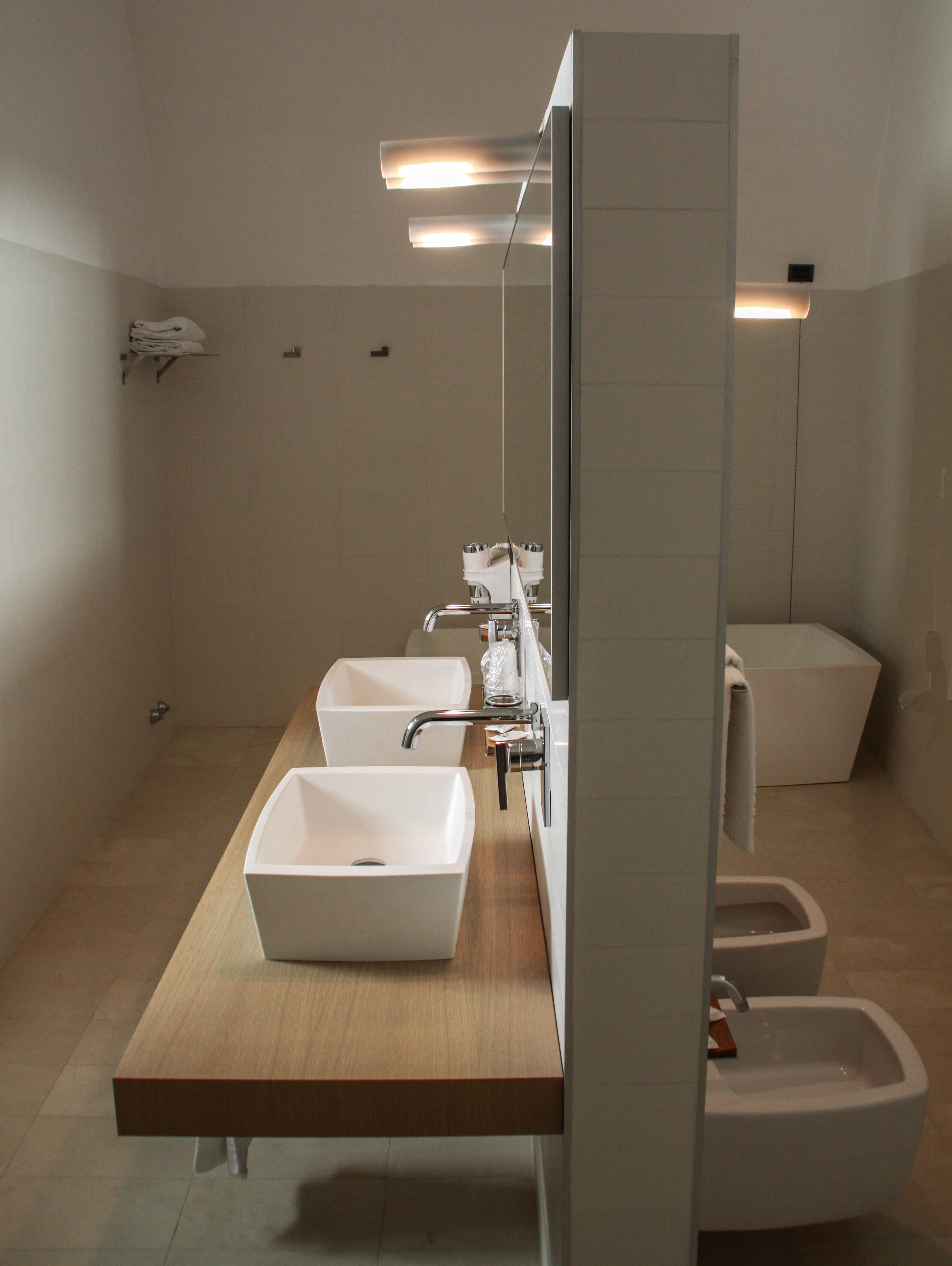 Suite, Sala da Bagno